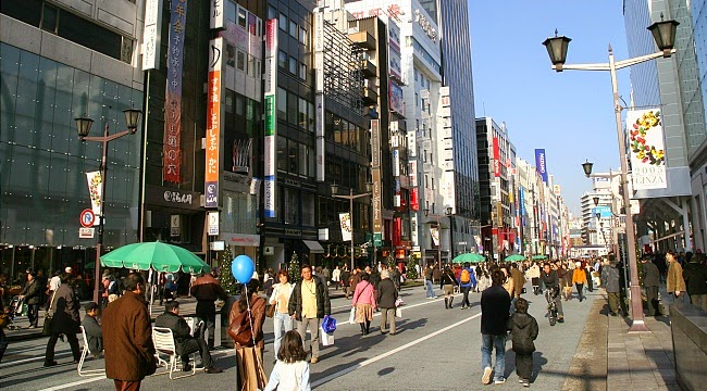 Top 5 best shopping streets in the world for Best boutiques in the world