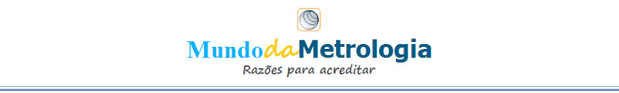 Mundo da Metrologia
