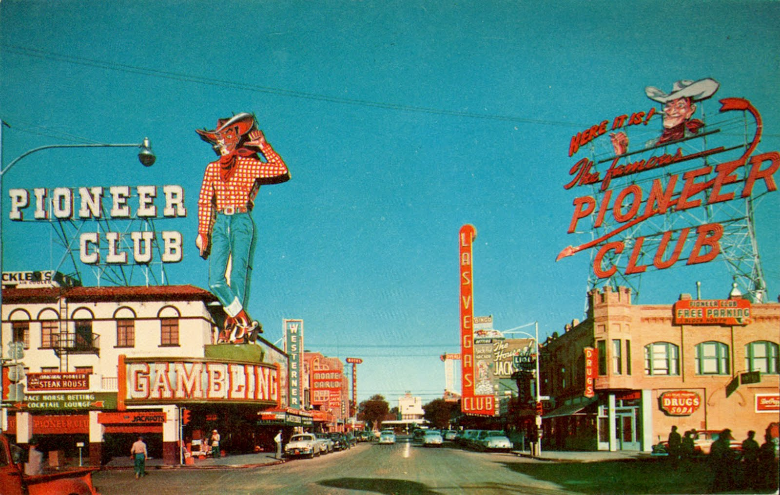 Vintage Las Vegas Bilder