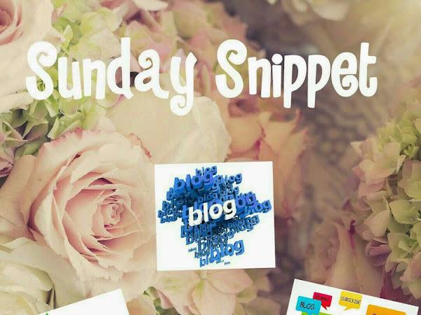 Sunday Snippet : LettersbyLara