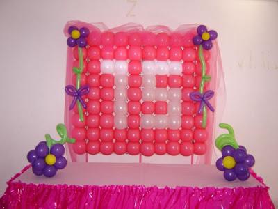 Como Decorar Festas com Balões