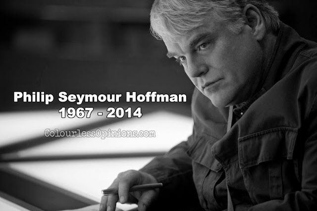 Philip Seymour Hoffman RIP Hunger Games 3 mockingjay
