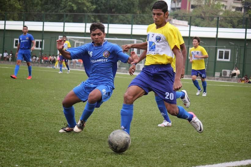 Mumbai FC beat Kenkre FC