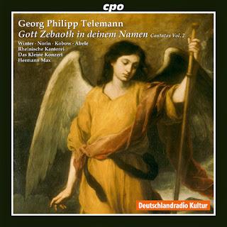 Georg Philipp Telemann (1681-1767) - Weine, nicht, siehe / Sie verachten das Gesetz / Gott Zebaoth, in deinem Namen