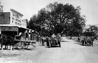 1911 chatsworth california