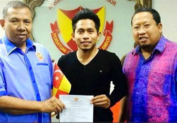 Andik Masih Bermain Di Liga Malaysia Hingga 2015