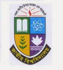 National University Release Slip Result 2014-15.