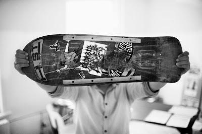 Old Skateboard