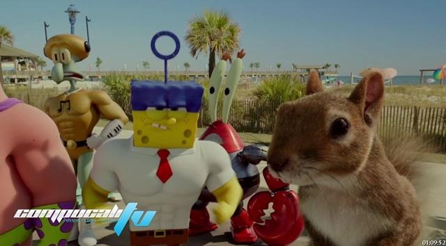 Bob Esponja: Un héroe fuera del Agua 1080p Latino