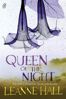Queen of the Night by Leanne Hall, This is Shyness, Aussie YA