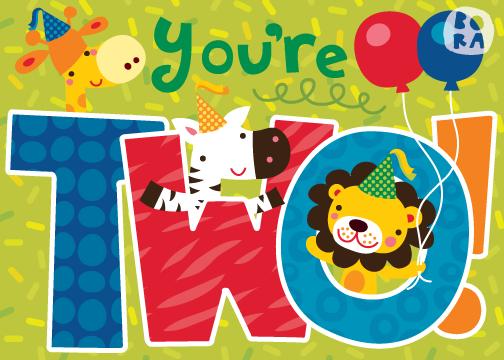 Bora Illustraties Februari 2012 Happy Birthday Wishes For Two Year