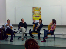 Debate na Usp. Lançamento do Filme Time for Change.