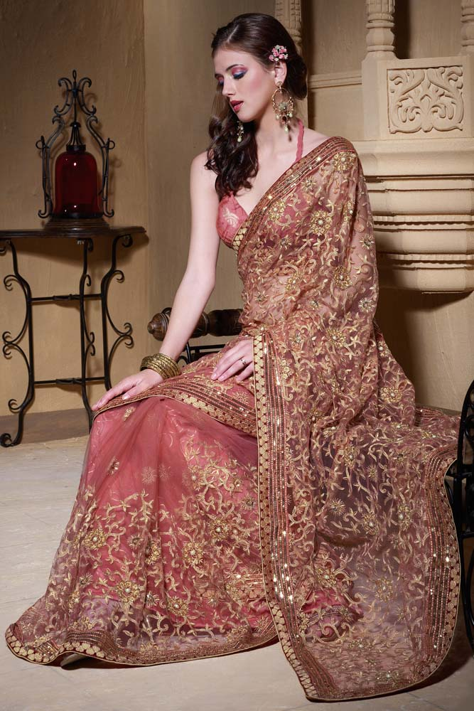 Party Wear Sarees Inspiration Couture Bollywood Saree