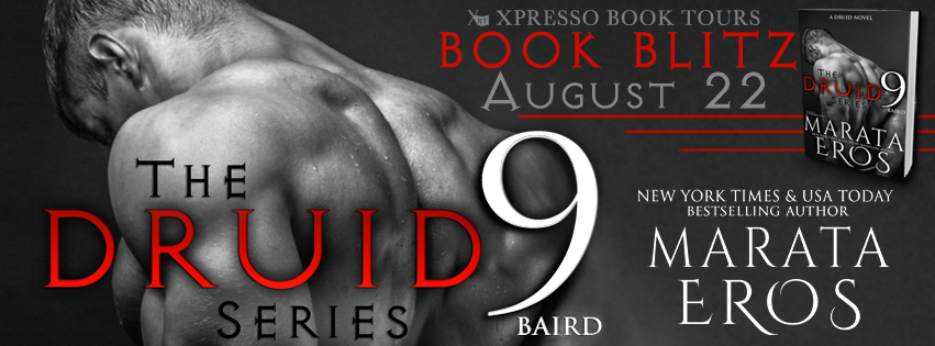 The Druid 9 Book Blitz