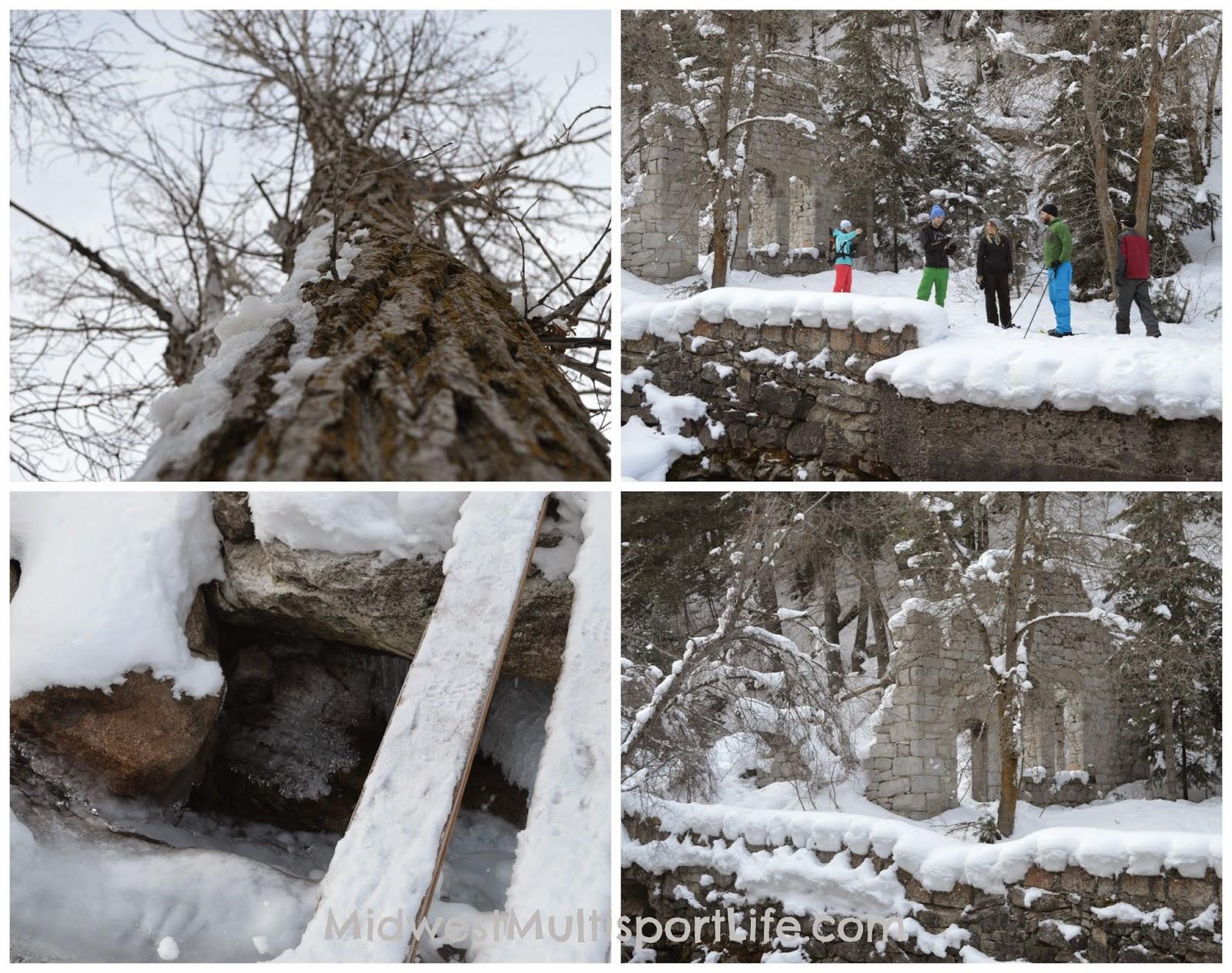 #Hikerchat Snowshoe