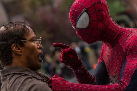 The Amazing Spider-man 2: Fotos del rodaje (Vol. chorrocientos)