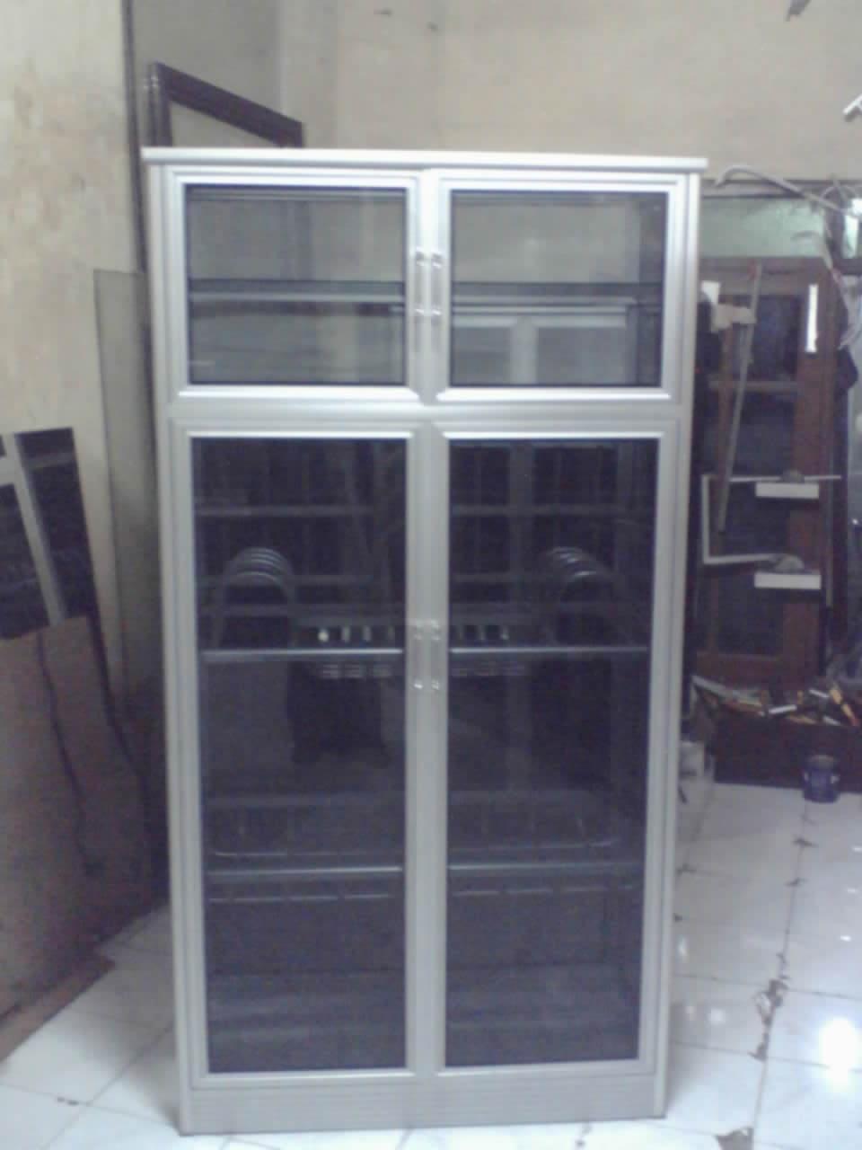 Product for Lemari kitchen set aluminium