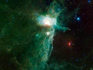 Туманность Пламя (NGC 2024)