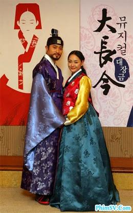 Nàng Dae Jang Geum 2 - Dae Jang Geum 2
