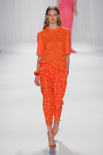 Orange Rush9 2013 Moda Renkleri