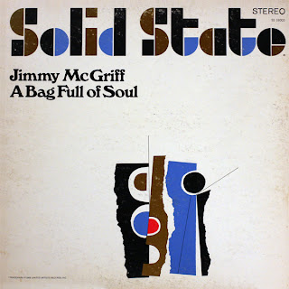 Jimmy McGriff - A Bag Full Of Soul