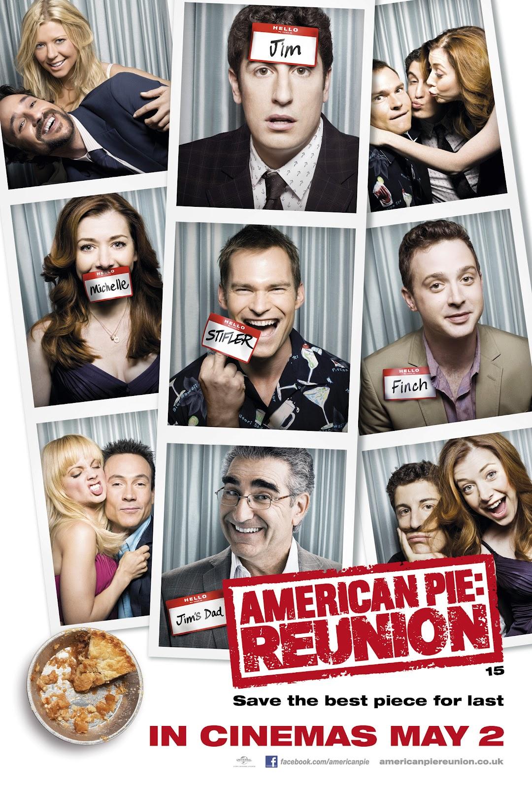 american pie 8 El reencuentro 2012