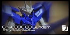 EG GN-0000 00 Gundam