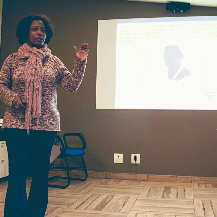Mulheres Negras no Tramas Culturais maio e junho de 2018