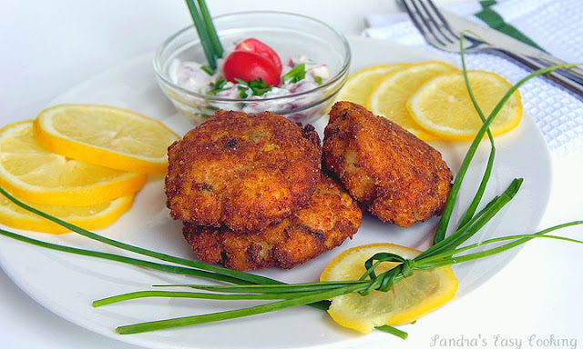 Homemade Delicious Crab Croquettes