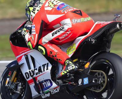Iannone Sebut Pol Kacaukan Racing Line nya di Kualifikasi Assen
