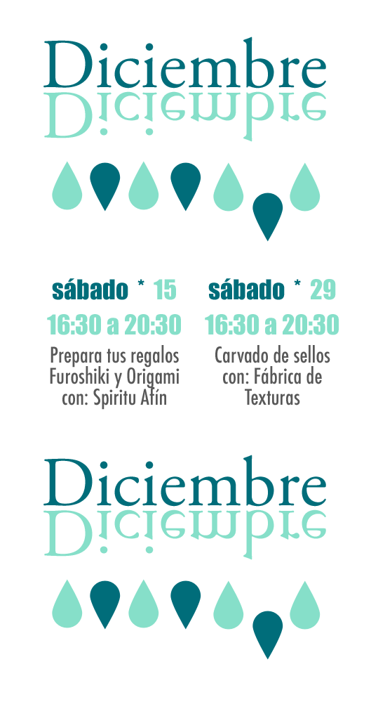 Monográficos en diciembre Trapo y Tela Madrid