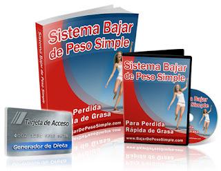 Bajar de Peso Simple™ | Pérdida De Peso Extremadamente Rápida