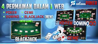 """""""SentanaPoker Agen Poker Online, Judi Domino Online, Sentana4D Agen Togel Online Terpercaya"""""""