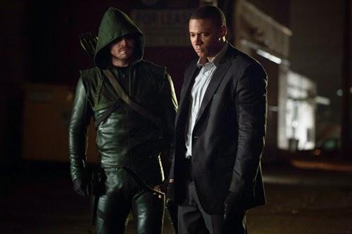 Phim Mũi Tên Xanh Phần 2 -Arrow Season 2