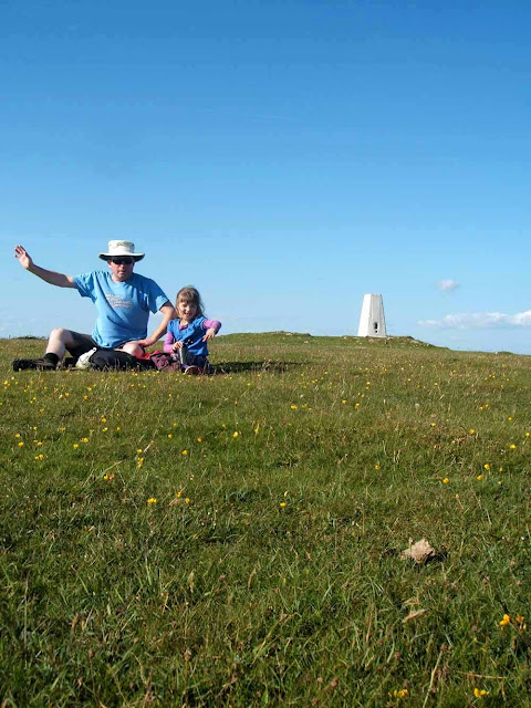 five active family days out in somerset walking on wavering down on mendips