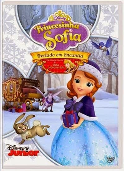 Download Princesinha Sofia Feriado Em Encantia AVI Dual Áudio + RMVB Dublado DVDRip Torrent
