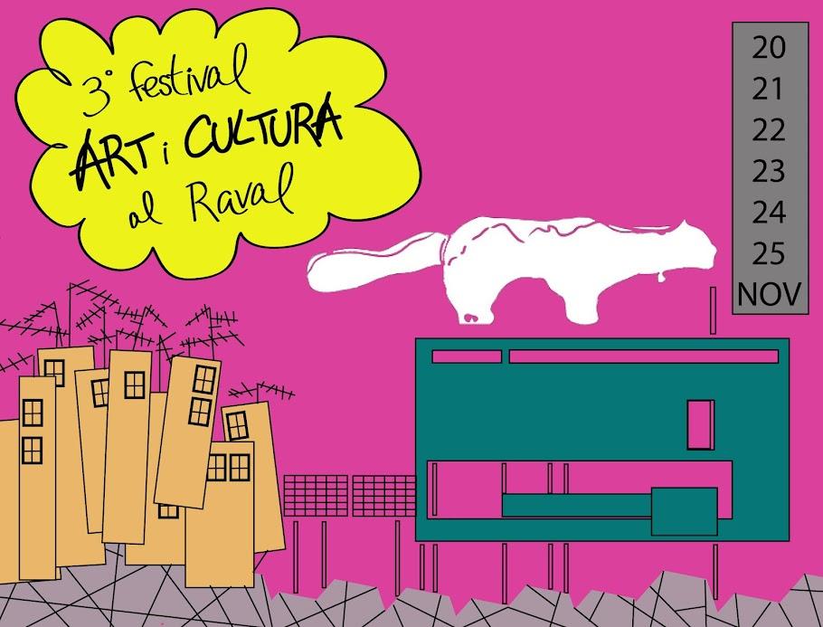 3º Art i cultura al Raval