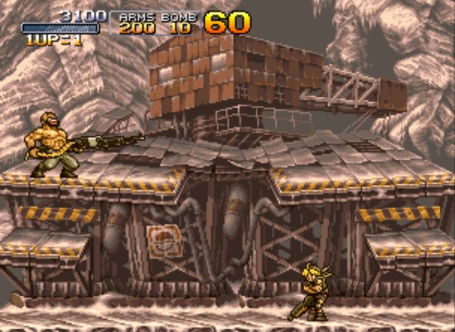 Metal Slug Collection PC Games Gameplay