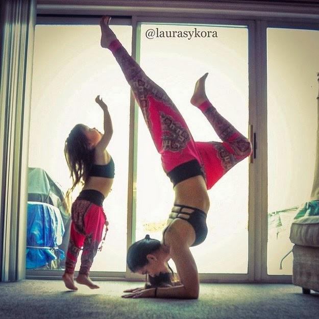 Laura Kasperzak yoga
