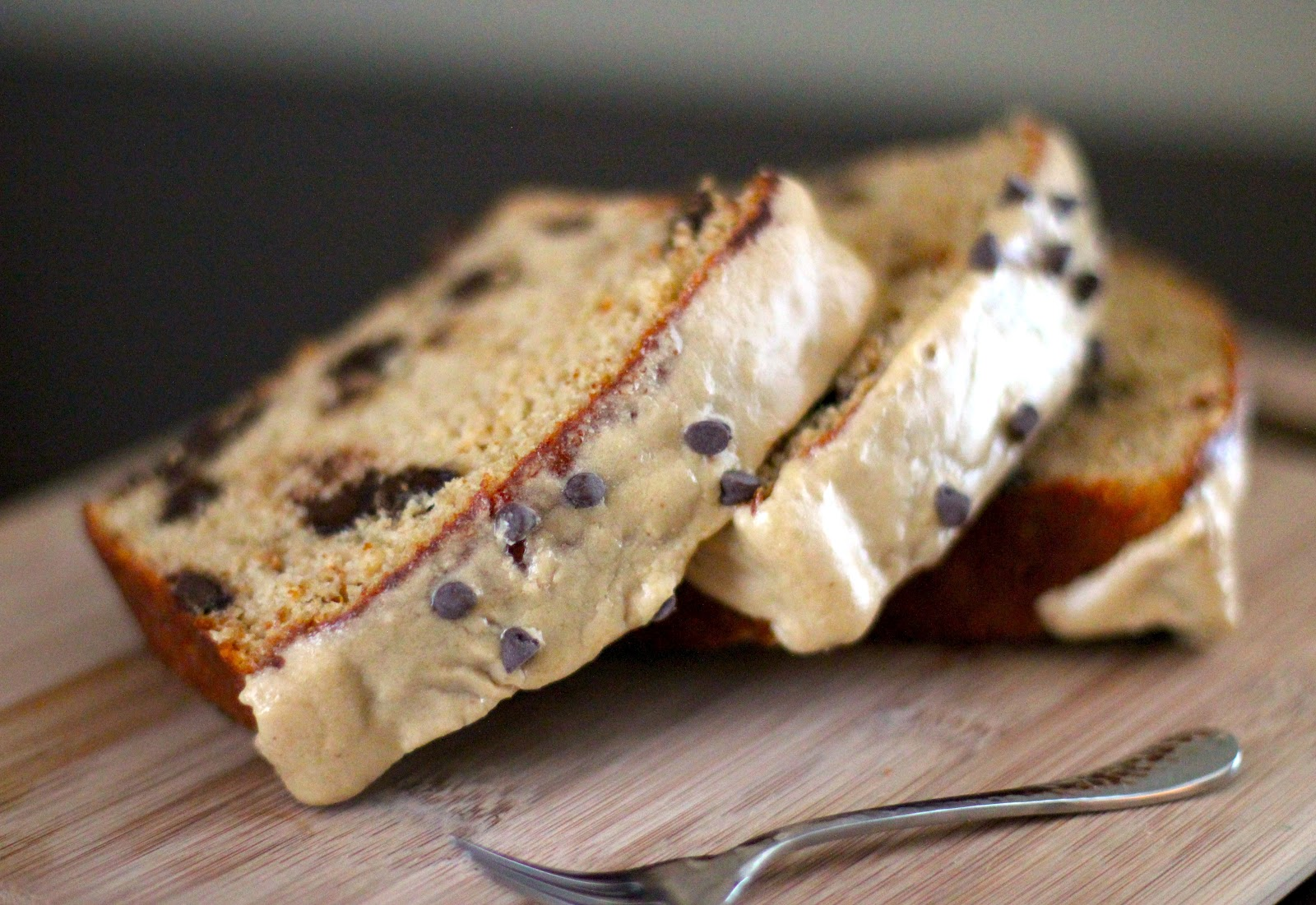 ... Chocolate Chip Peanut Butter Pound Cake with a Special Peanut Butter