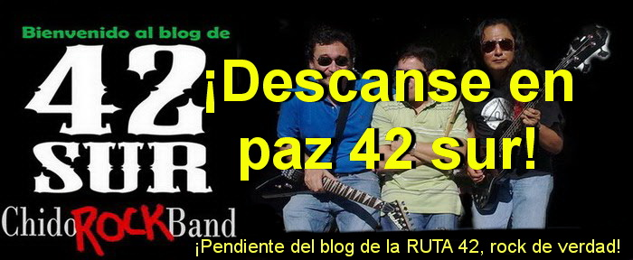 Descanse en paz 42 Sur Chido Rock Band