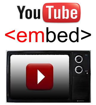 How to Embed Youtube Videos - Top 10 Ways