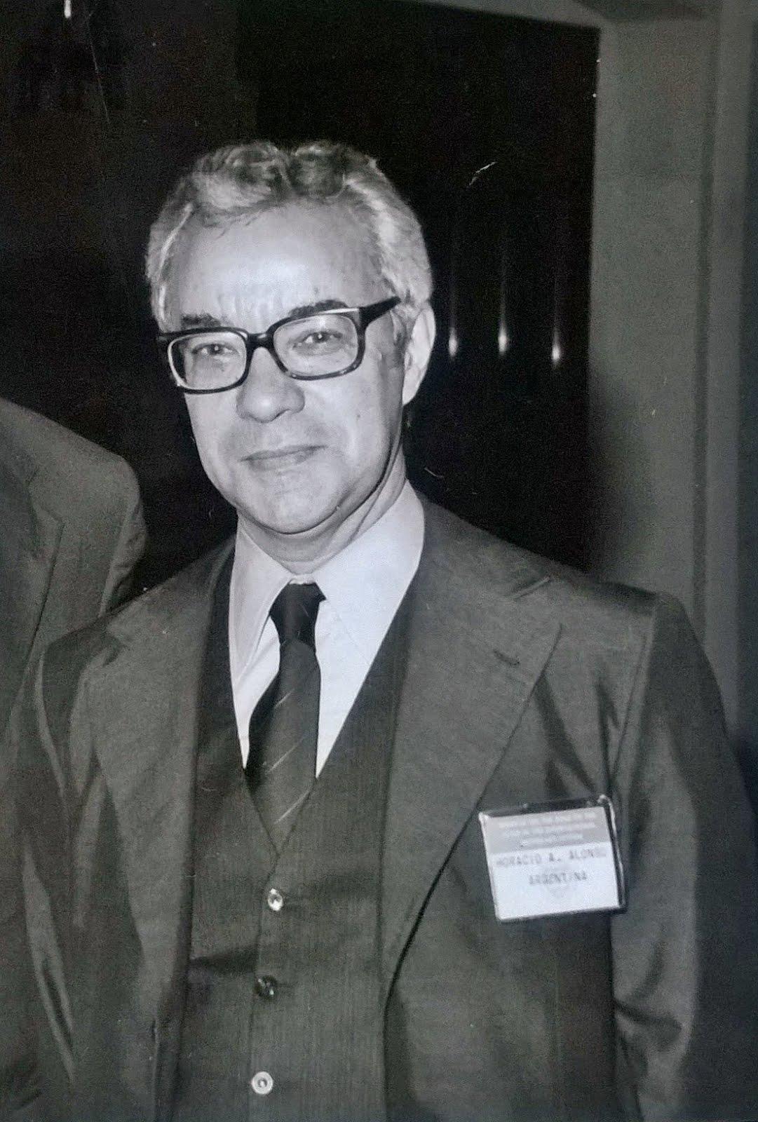 Horacio A. Alonso- Su llamamiento a la Gloria