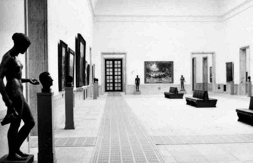 Haus der deutschen kunst münchen