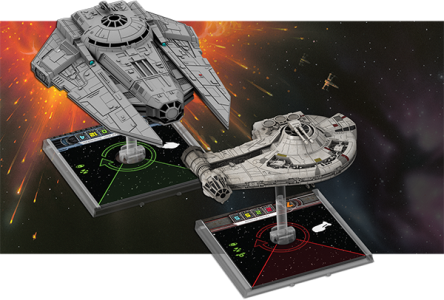 Star Wars X-Wing Miniatures Game Wave 5