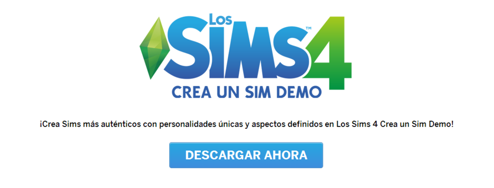 demo the sims 4