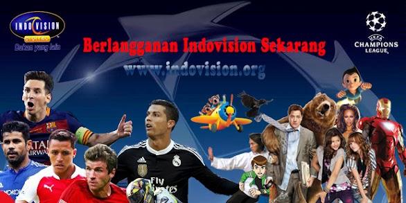 Promo Indovision Terbaru Bulan November 2015