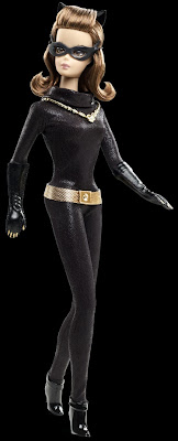 Barbie as 1966 Catwoman