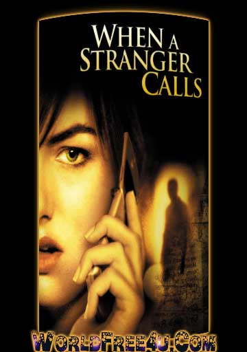 Poster Of When a Stranger Calls (2006) In Hindi English Dual Audio 300MB Compressed Small Size Pc Movie Free Download Only At 300Mb.cc