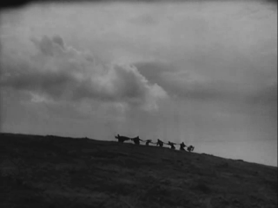 dance of death in seventh seal, directed by ingmar bergman